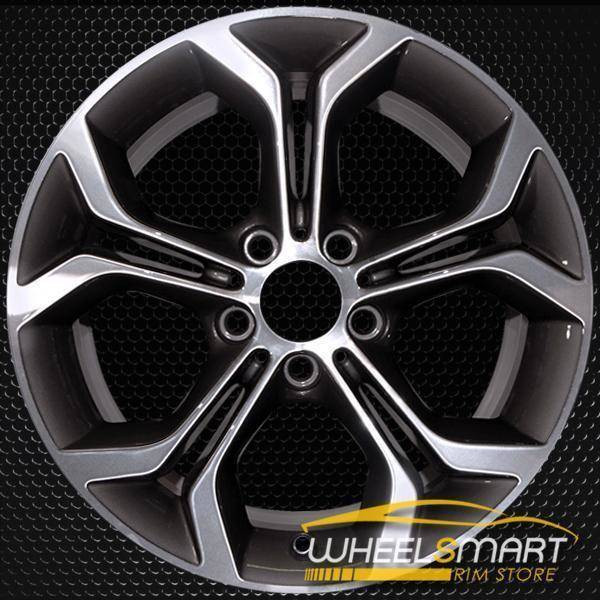 "18"" BMW X Series oem wheel 2015-2018 Front Machined stock rim 86100"