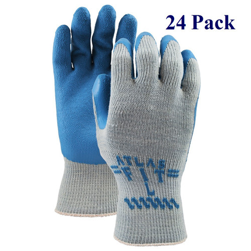 Blue Collar - Crinkle Rubber Palm - S-XL  (24 Pack)