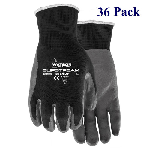 Stealth Slipstream - Foam Nitrile Palm - S-XXL  (36 Pack)