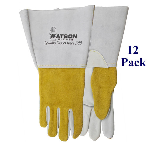 Ram Tough - FG Goatskin Palm - M-XL  (12 Pack)