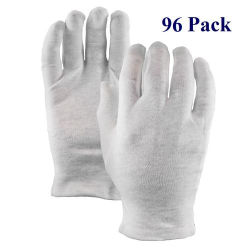Maitre'd - White Cotton Liner - Reversible - S-XL  (96 Pack)