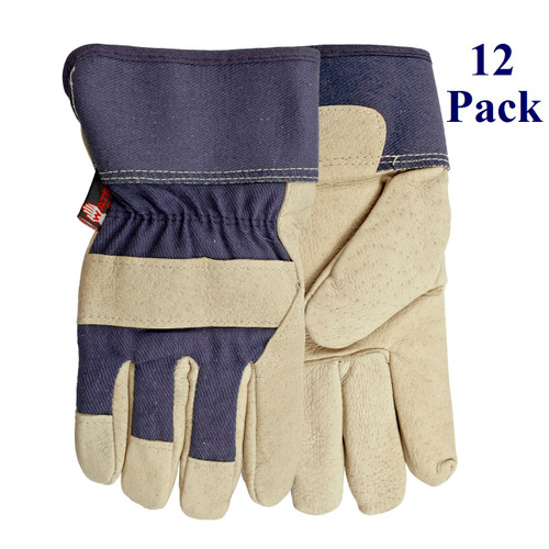 Ms. Liberty - FG pigskin - Insulated - Ladies' Lg  (12 Pack)
