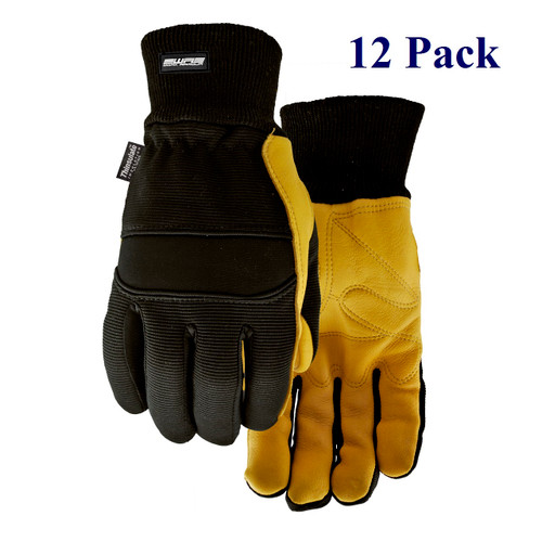 Ratchet - FG Deerskin Palm - Insulated - M-XL (12 Pack)