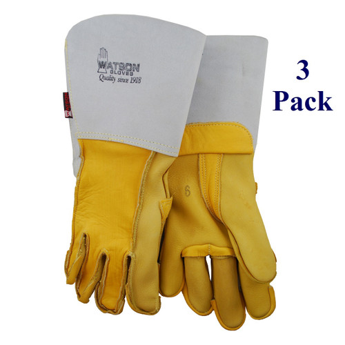 Voltage - FG Cowhide Palm - M-3XL (3 Pack)