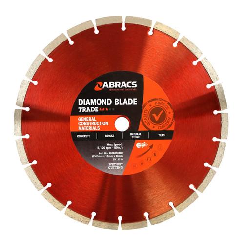 "12"" X 20mm - General Purpose Diamond Blade"