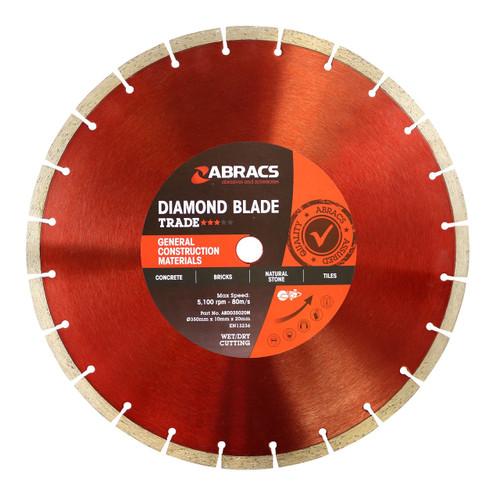 "14"" X 20mm / 1 Inch - General Purpose Diamond Blade"