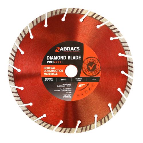 "9"" X 7/8"" - Professional Diamond Blade"
