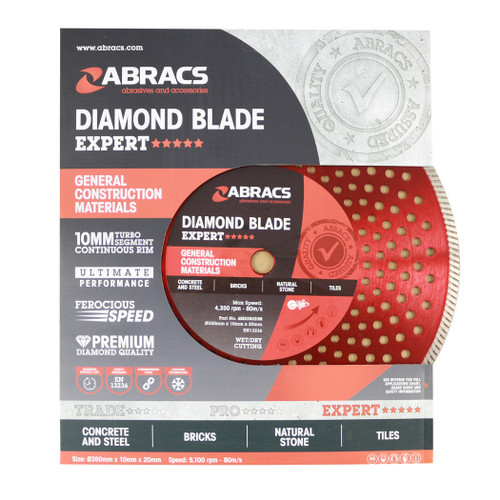 "14"" X 20mm / 1 Inch - Expert Diamond Blade"
