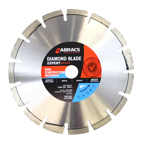 "9"" X 7/8"" - Asphalt Plus Expert Diamond Blade"