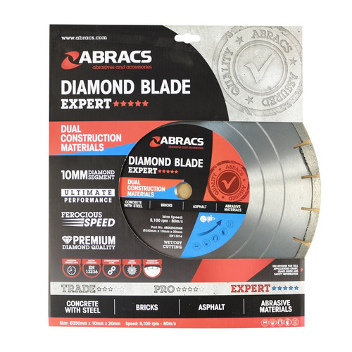 "14"" X 20mm / 1 Inch - Asphalt Plus Expert Diamond Blade"