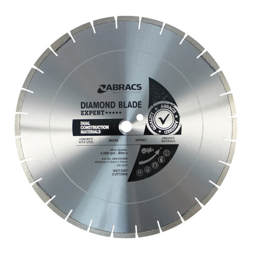 "18"" X 1"" - Asphalt Plus Expert Diamond Blade"