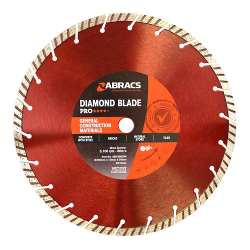 "12"" X 20mm - Professional Diamond Blade"