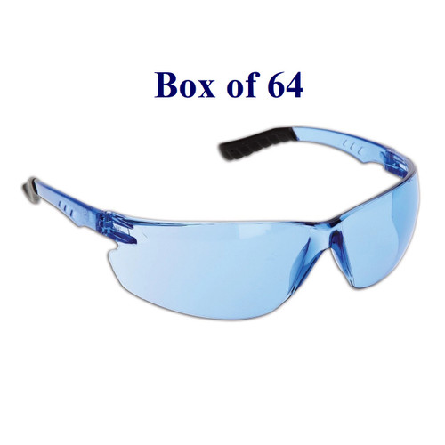 Firebird CSA Safety Glasses - Blue  (Case of 64)