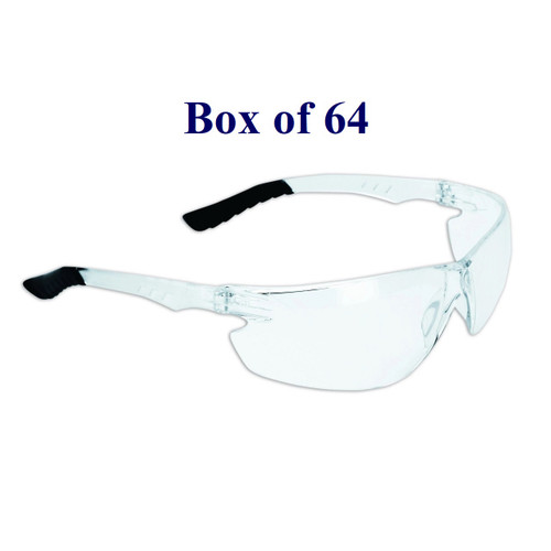 Firebird CSA Safety Glasses - Clear (Case of 64)