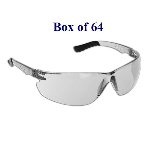 Firebird CSA Safety Glasses - Indoor/Outdoor Mirror (Case of 64)