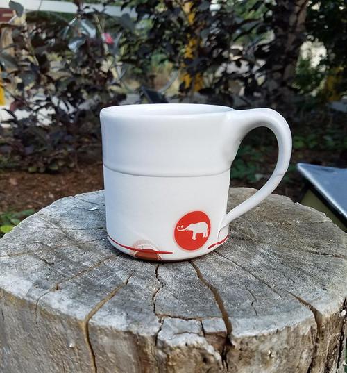 The Elephant Mug.