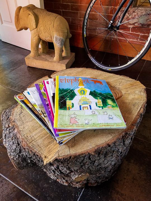 3pk Elephant Journal Back Issue Sample Pack