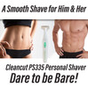 Cleancut Trimmer PS335 T Bar Shape (formerly Shavy)