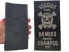 Beauty and the Bees Voodoo Bamboo Charcoal Shampoo and Conditioner