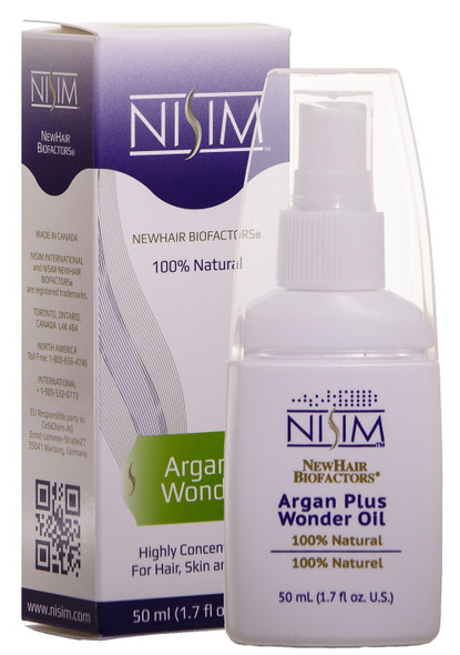 Nisim Argan Wonder Oil