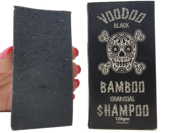 Beauty and the Bees Voodoo Bamboo Charcoal Shampoo 4.4oz