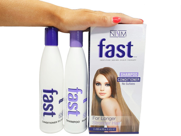 FAST Shampoo and Conditioner 300ml - NO SLS/ PARABENS