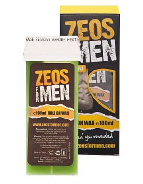 ZEOS FOR MEN Refill Roll On Wax 100ml