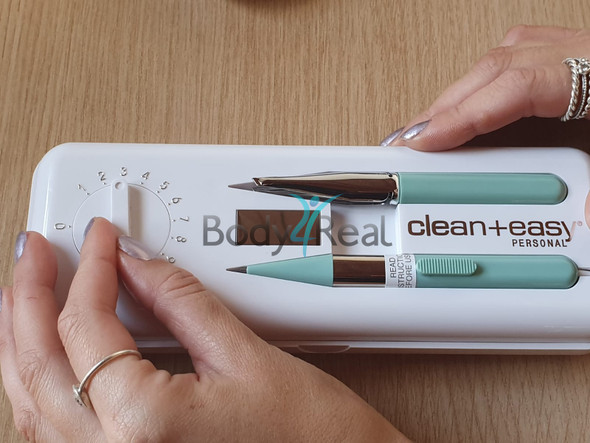 Clean & Easy Deluxe Electrolysis Kit