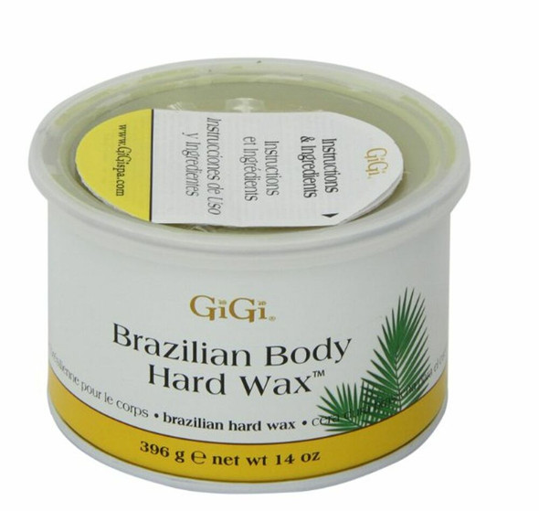 Gigi Brazilian Body Hard Wax 14oz