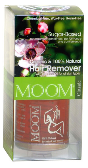 Moom Organic Wax Kit for Women