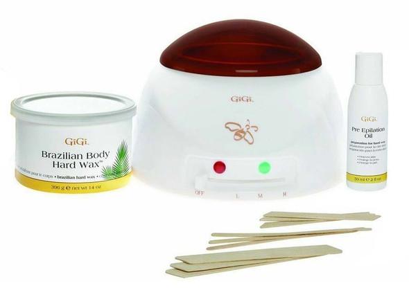 Gigi Professional Brazilian Waxing Kit