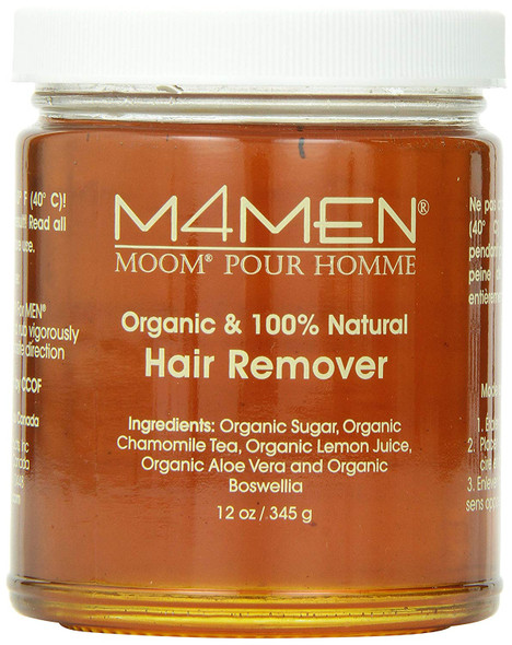 M4MEN Moom for Men 12 oz Refill