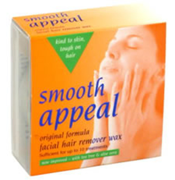 Smooth Appeal Facial Hair Remover Wax - Original Formula