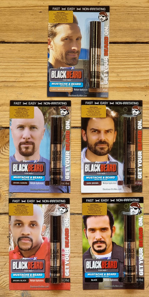 Blackbeard Mens Brush on Colour