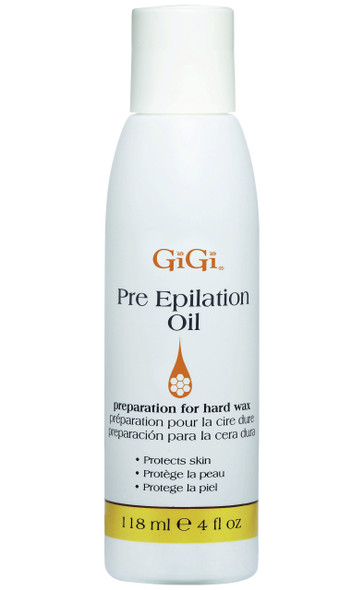 GiGi Pre Epilation Oil (4oz)