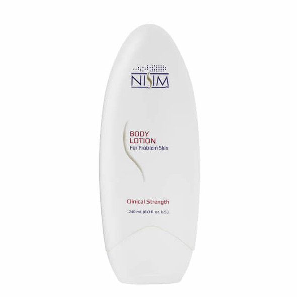 Nisim Clinical Strength Body Lotion 8oz / 240ml