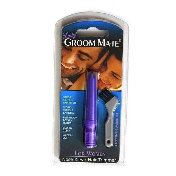 Lady Groom Mate Nasal Hair Trimmer