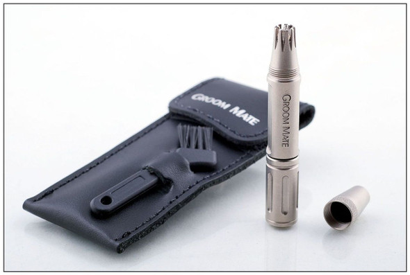 Groom Mate Professional Ear and Nose Hair Trimmer