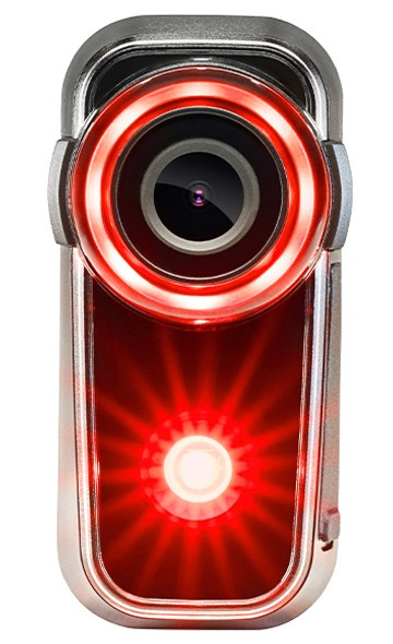 Cycliq Fly6 CE Generation 3 - HD Bike Camera Rear Light HD Filming Cam Video Audio Recording