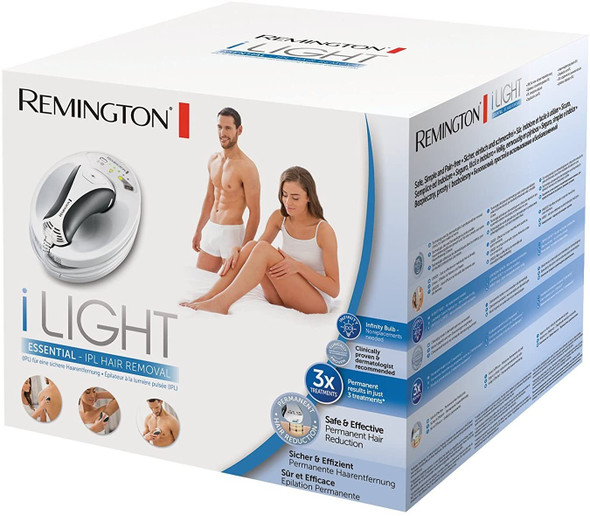 Remington iLight Pro IPL Laser Hair Removal Machine IPL6250