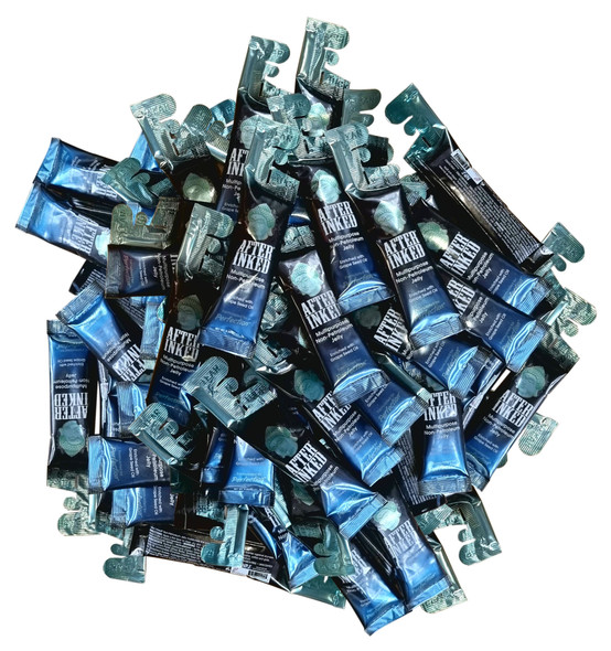 After Inked Non-Petroleum Jelly 7G PACKET 50-PC