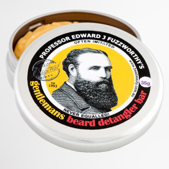 Beauty and the Bees The Original Beard Detangling Conditioner Bar