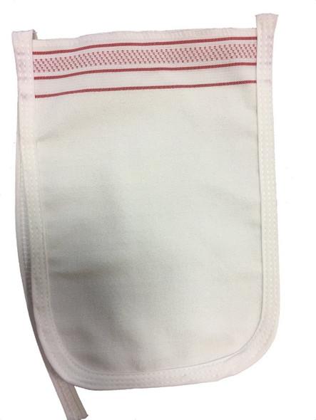 Bath Glove - White