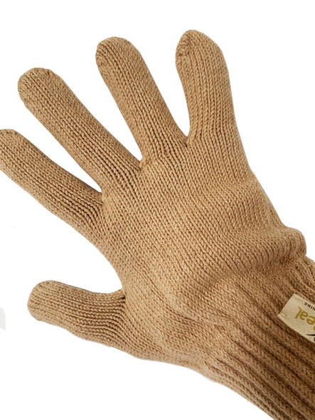 Body4real Organic Clothing 100% Certified Cotton Unisex Gloves