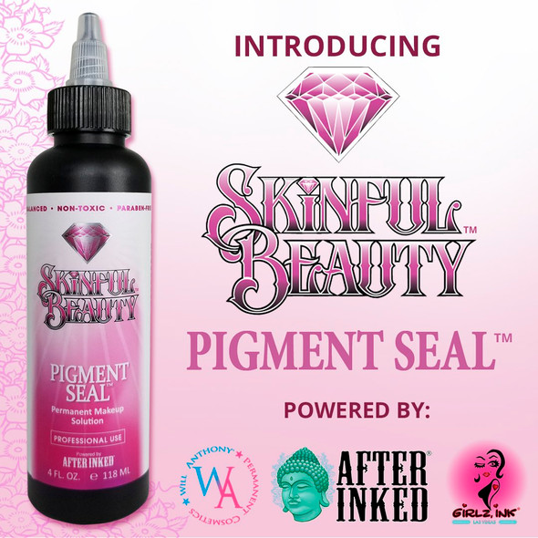 Skinful Beauty Pigment Seal for Permanent Makeup/Microblading by After Inked (Skinful Beauty)