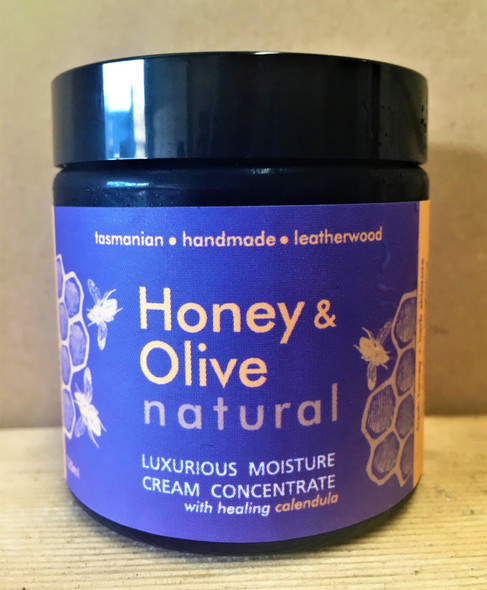 Leatherwood Honey & Olive Oil ULTRA RICH Moisture Cream – Sensitive Skin 120ml