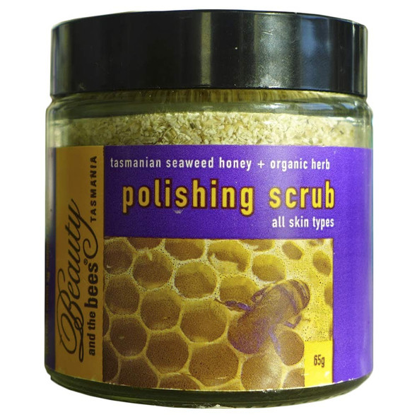 Seaweed, Honey & Herb Polishing Scrub