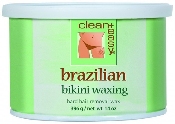 Clean+Easy Hard Wax Brazilian Bikini (475ml)