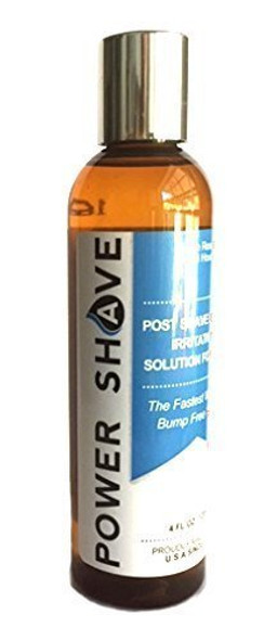Power Shave 120ml + Exfoliating Brush Orange