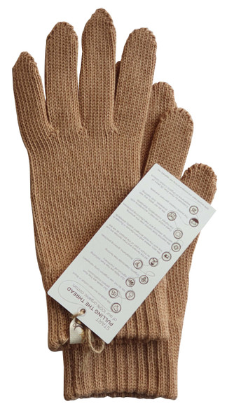 Body4real Organic Clothing 100%  Cotton Unisex Gloves